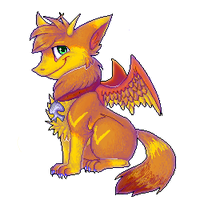 Spike pixel by Gamibrii