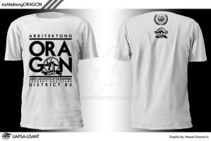 UAPSA DISTRICT B5 (ENTRY For TSHIRT Contest) by emmceegee