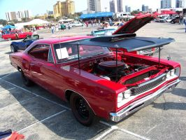 '69 Super Bee 440 by DetroitDemigod