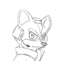 A quick sketch of Fox by NS-Games