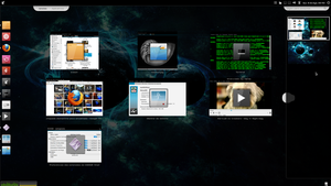Current Desktop 10 Ago 2012Part 1 Overview by xterminador
