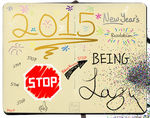 New Year's Resolution Day 0: Stop Being Laz... by Meekochan