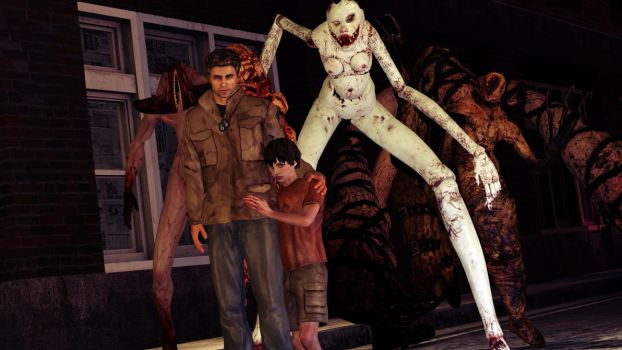 Silent Hill Homecoming ragdoll pack by Radeonoff