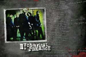 My Chemical Romance wallpaper by inmobilus