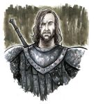 The Hound by BigChrisGallery