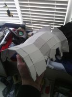 Dead Space Security Rig Tutorial : Right Shoulder by Lycanis2012