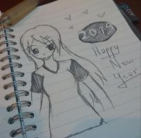 New Year Doodles by abbey1010