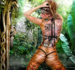 Jungle Goddess by KnightDigital