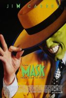The Mask Poster  by leonrock84