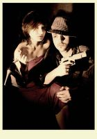 Bonnie and Clyde by NIKITAgirl