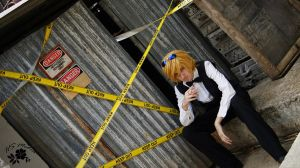 Durarara: Shizuo 2 by J-JoCosplay