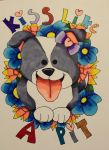 Pit Bull Page by VanguardWingal