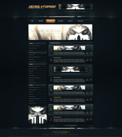 DeadlyTop100 ~ Topsite Design by InsDev