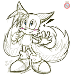 CP: Tails the Fox by shadowhatesomochao