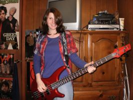 100K Views and a New Bass by MelyssaThePunkRocker
