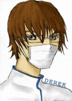 Derek Stiles - Trauma Center by Cei-08