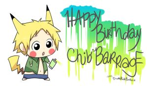 BDAY GIFT FOR CHIBIBARRAGE by SouthParkFantasy