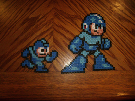Mega Man by gaiarage