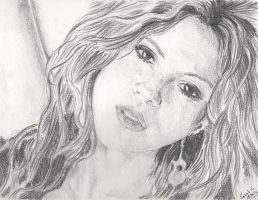 Shakira by Catherine-PL
