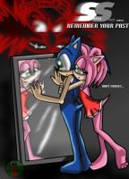 Comic Issue-Remember Your Past by 4everbacon