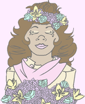 Floral Lesbian by Taco2012