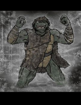 Future Raph Shell Freezin 2 by theblindalley