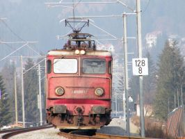 Locomotiva 41-0209-1 by Cipgallery
