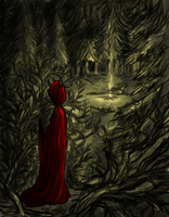 Cradle of Forest, page 3 by katanisk