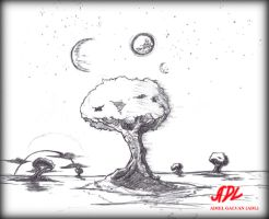 water trees by 71ADL17