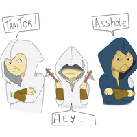 AC3 - the new guy by skygogo
