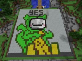 Cry Minecraft Style by YourExsistence