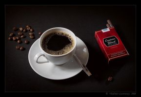 Coffee Set 011 by Lestrovoy