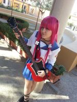 Let me entertain you-Yui Cosplay by XiXiXion