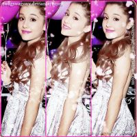 Photopack Ariana Grande by iSparksOfLies