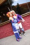 amy y raphael cosplay soulcalibur3 by YumeHimeSan