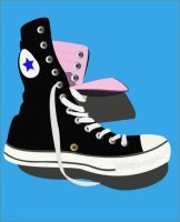 Converse Vector by leeno