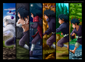 Madara progress - version 2 by Ari-chaan