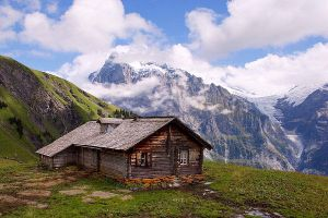 Alpen Shelter by Alex37