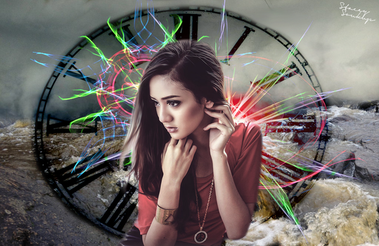 As If Time Stands Still by monster-manifest