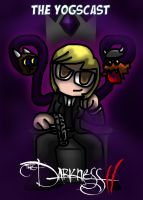 Hannah Plays The Darkness II by ExMedal