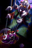Manipulating Magician by fighterkirby12