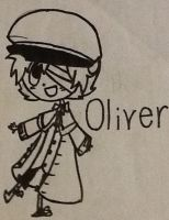 Oliver, obviously the best vocaloid by Ferysew