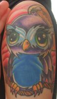 owl by MarioInk