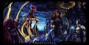 Darksiders by shalizeh