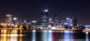 City of Perth by BradleyPitt