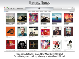 The New iTunes by theIntensePlayer