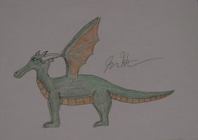 Fayathon_Flaired_Color by DragonFlame2012