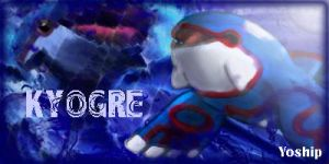 kyogre by Yoship