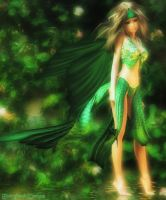Irish Fairy1 by fairyfreakster