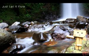 Just Let It Flow by Mr-Singa